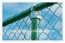 chain link fence and gates system