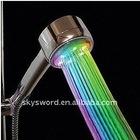 led water saving shower heads RC B