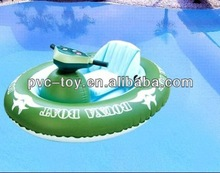pvc inflatable water toy inflatable toy ride on for kids