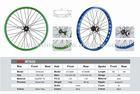"MINGTAI MTSC32S BMX MT620 Bicycle wheel Alloy rim 20""x1.95inch 32H Oxidation 6061-T6 Aluminum"