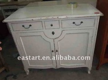 French style furniture - white cabinet