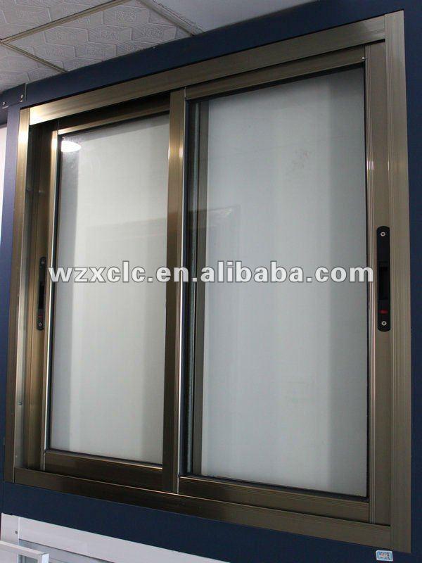 De un solo cristal de ventanas de aluminio ventanas - Cerramientos de aluminio precio por metro cuadrado ...