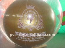 inflatable hot air balloon with logo printed for advertisement