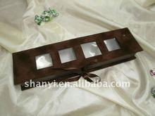 Mountain Luxury Design Paper Packaging Box, fancy gift storage box
