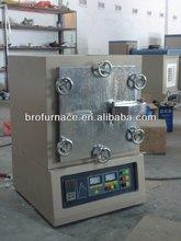 1600c laboratory protective atmosphere nitrogen atmosphere furnace