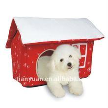Christmas Pet house(YX72724)