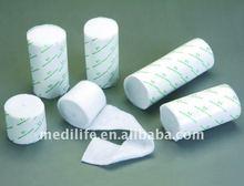 Orthopedic plaster padding