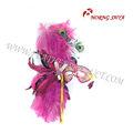 Plumas de avestruz máscara de carnaval