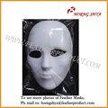 de plástico máscara de la cara