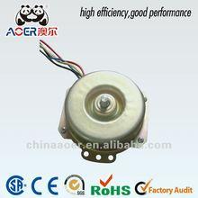 AC Single Phase electric fan motor