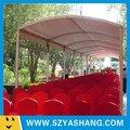 Branco exterior arco evento tenda para londres olypic jogos da barraca