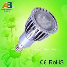 good quality dimmable E14 3*2W led lighting bulb