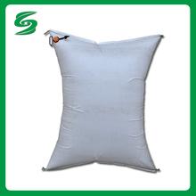 White PP Woven inflation Air Bag / air bag filler