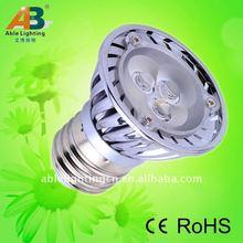 2012 hot products high power E27 3W-C led bulb lights