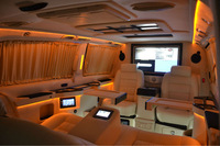VIP Decorated Business Van Vito, Viano