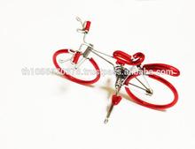 Wire Art Handmade Mini model bike - Made in Thailand