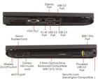 Used Lenovo - Think Pad T410 - laptop