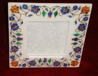 Marble Inlay Picture Frames, Marble Inlay Photo Frame
