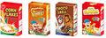 copos de maíz y cereales para el desayuno de la etiqueta privada fabricante de venta al por mayor