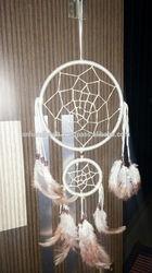 "Lovely Dream Catcher / Dreamcatcher/Wall Hanging/Dia 6"" Dream Catcher ~ Handmade Traditional"