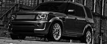 Range Rover Discovery LR3 Kahnn kit