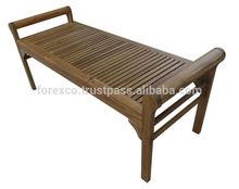 Acacia Wood Benches