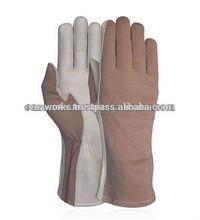 Factory Direct Sale on Nomex Pilot Gloves/Flyer Gloves
