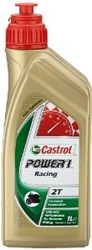 CASTROL POWER RACING 2T 1 Liter plastic bottle (box 12x1L)