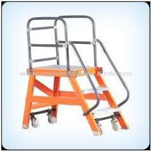 GRP Mobile Platform Ladder
