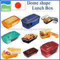 en forme de dôme japonais bento box design mignon et beau pour les enfants et les dames