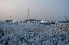 lump of White limestone