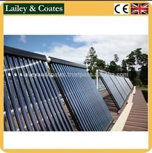 Good Quality High effeciency International certified Pressurized Solar Water Heater