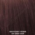fabricante de mogno cor do cabelo