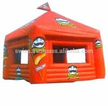 Inflatable cafetara tent 5 * 5 m.