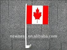 2012 London Olympics car flag for Canada.