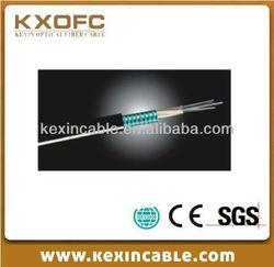 Single-model optical fiber cable GYTA for duct application