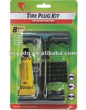 Car Tire Puncture Repair Tool Kit