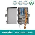 24 caixas da terminação da fibra óptica das FO FTTH