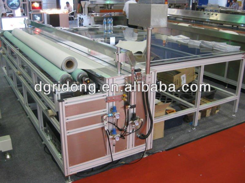 Automatic Ultrasonic Drapery/Textile/Fabric Curtain Cutting Machine