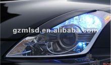 auto carbon fiber/pu/pp/frp parts/body kit/headlight eyelid for nissan 350z