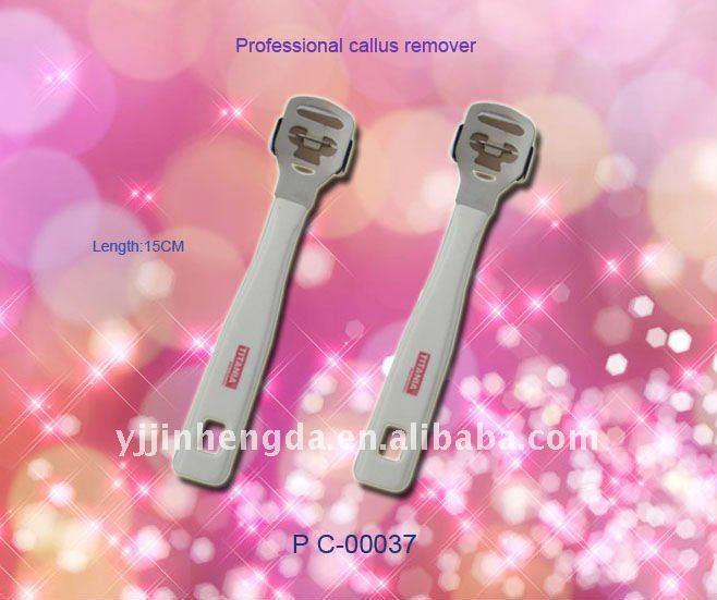 high quality professional plastic callus remover
