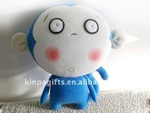 Big Eyes Plush Toy Monkey