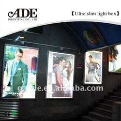 LED Light Poster