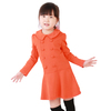 in stock items/Korea style kids beautiful model dresses/3-12years old/latest design