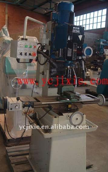 Milling Drilling machine - ZX7045