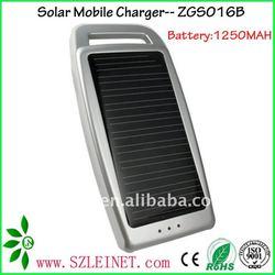 5.5V 1250MA digital solar charger
