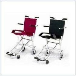 abt 5.5 kgs folding lightweight portable wheel chair JS88