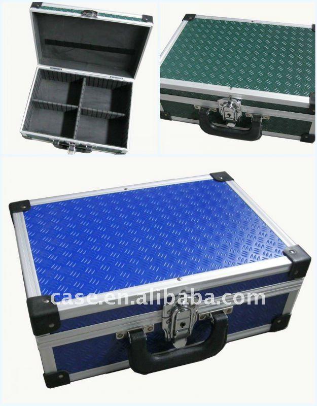 functional tool box,small aluminum tool box,colorful tool box