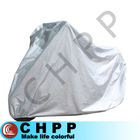 190T silver waterproof motorcycle tent cover