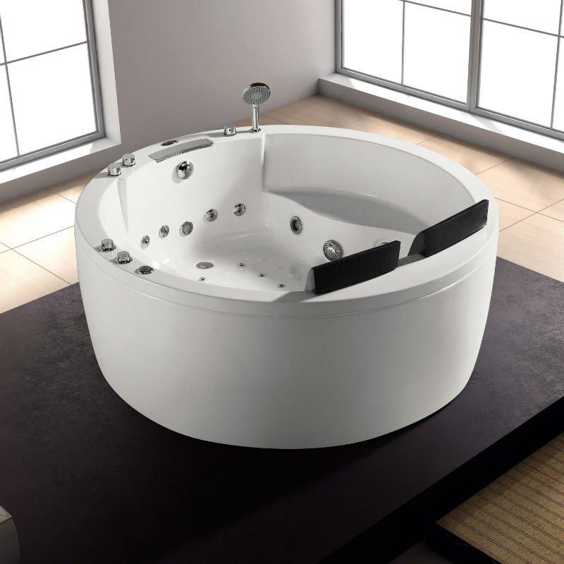 Luxury Freestanding Massage Tub View Massage Tub Arrow